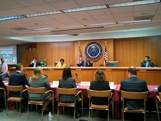 FCC Meeting to Cap Prison Phone Rates, 2015